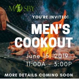 Men's Cookout