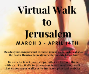 Virtual Walk to Jerusalem